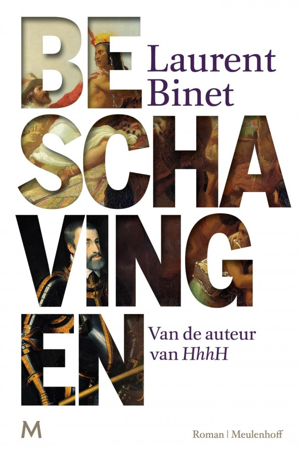 Beschavingen Book Cover