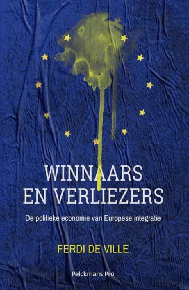 Winnaars en Verliezers. De politieke economie van de Europese integratie Boek omslag
