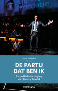 Over 'aandachtsmachine' Thierry Baudet