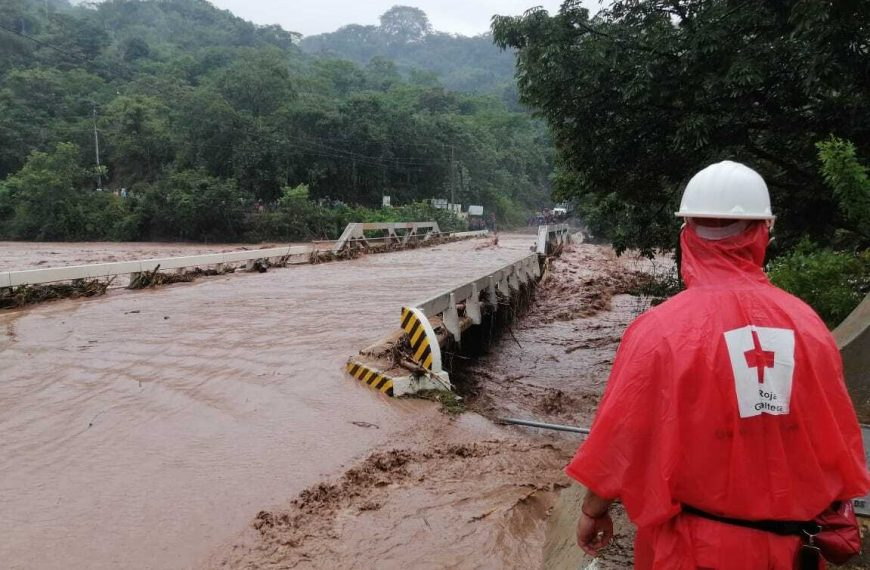 Cyclonen in Guatemala niet zomaar natuurrampen