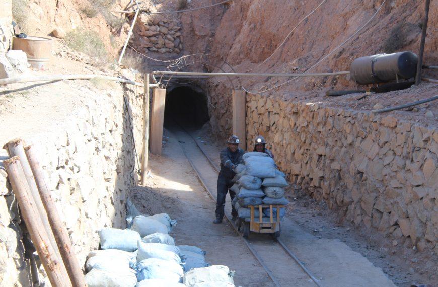 Boliviaanse mineralen via Antwerpse haven naar Europese industrie