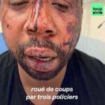 Macron ontspoort, politie laat zich gaan