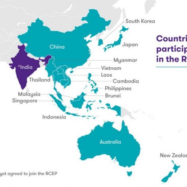 Grootste vrijhandelsverdrag ondertekend