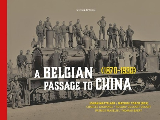 Belgen in China tussen 1870 en 1930