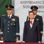 Mexico, zijn President, zijn leger