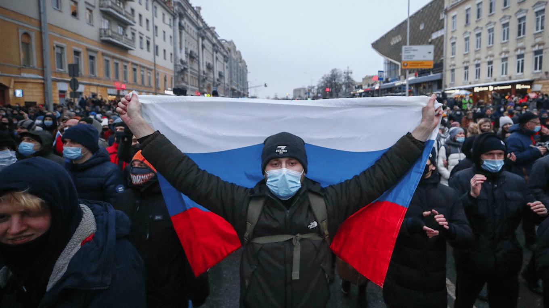 Navalny, meer dan gewoon een  lastpost