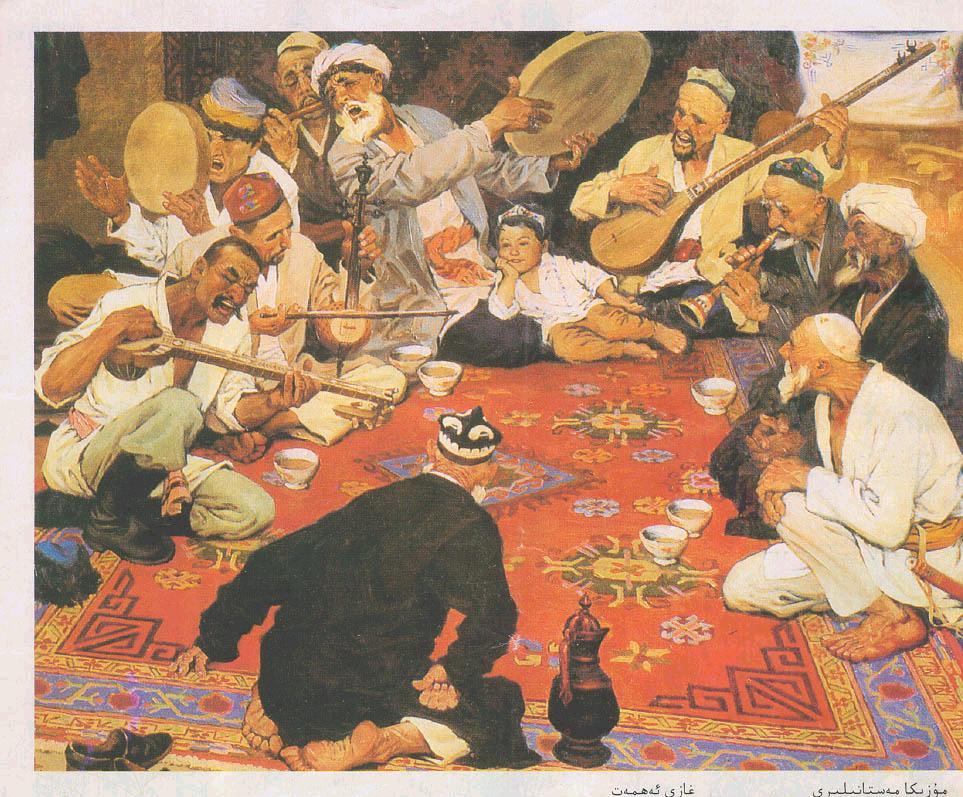 Oeigoeren, eeuwenoude Chinezen?