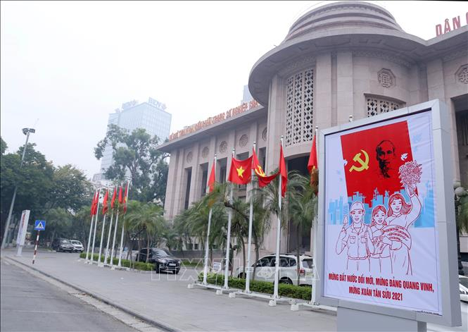 Vietnams partijcongres 'in feeststemming'