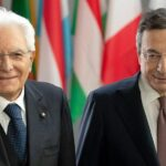 Draghi, regenboog op zijn Italiaans