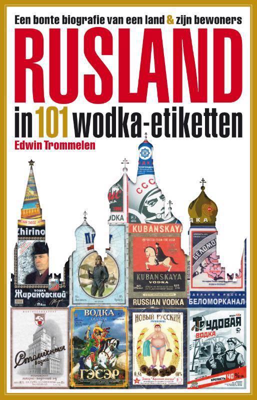 Een culturele geschiedenis van de Russische wodka