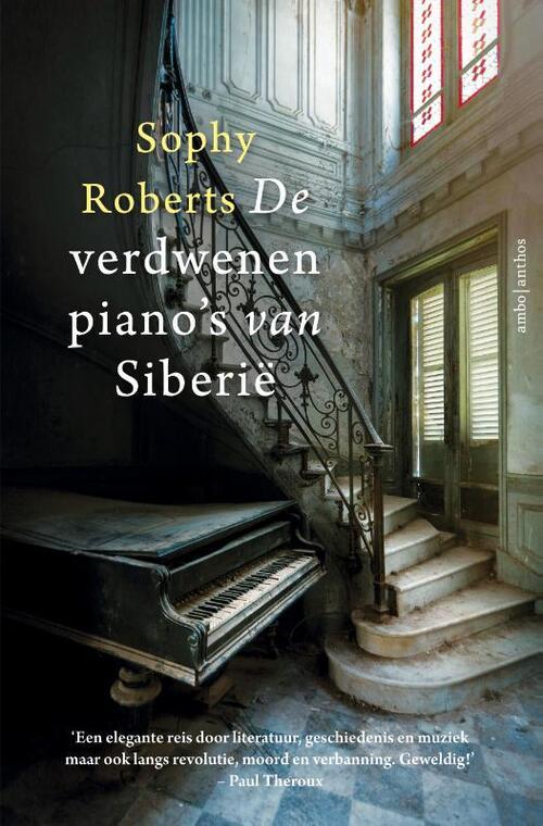 Bezeten zoeken naar piano's in Siberië