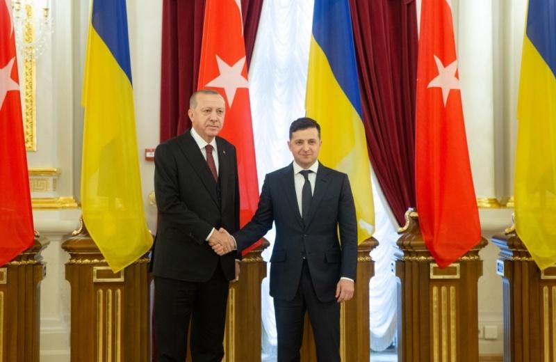 Atlantische vriendschap Oekraïne-Turkije