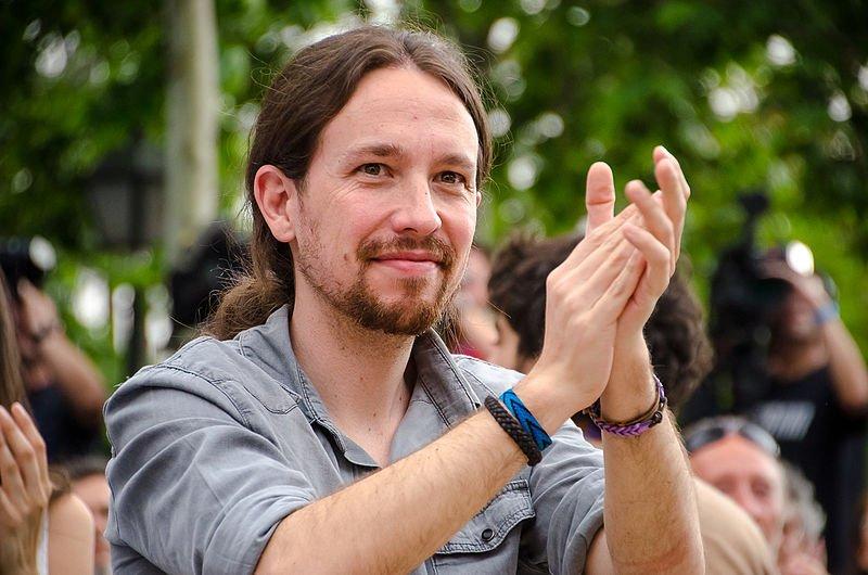 Pablo Iglesias, oprichter en bezieler van Podemos, verlaat Spaanse politiek