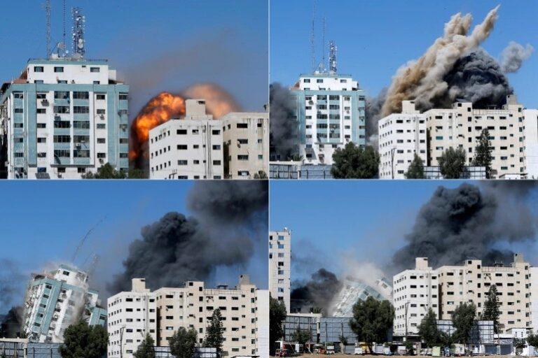 Uitpers veroordeelt Israëlisch geweld tegen de pers in Gaza
