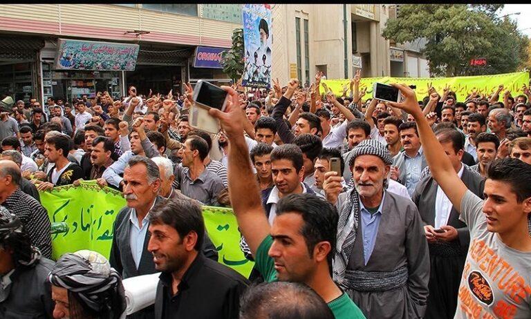 Iran, waar bleven de minderheden