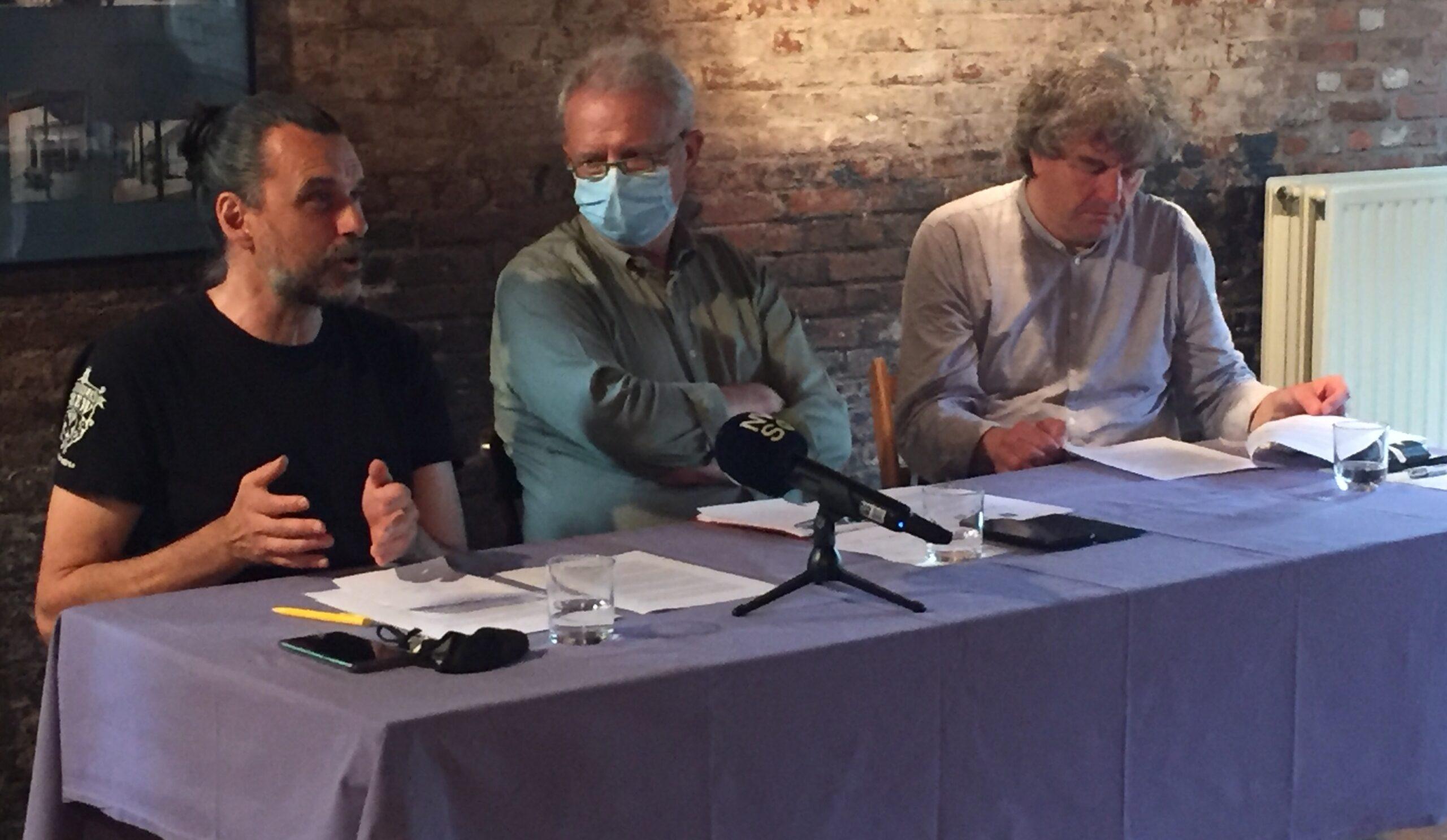 Persbericht Ademloos, Ringland en stRaten-generaal van 17 juni 2021