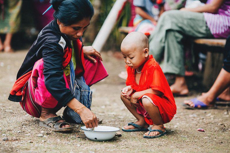 Thailand is #1 in Ongelijkheid