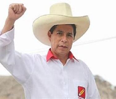 Peru krijgt een linkse President