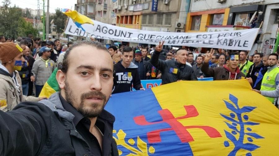 Algiers schiet op Kabylische MAK