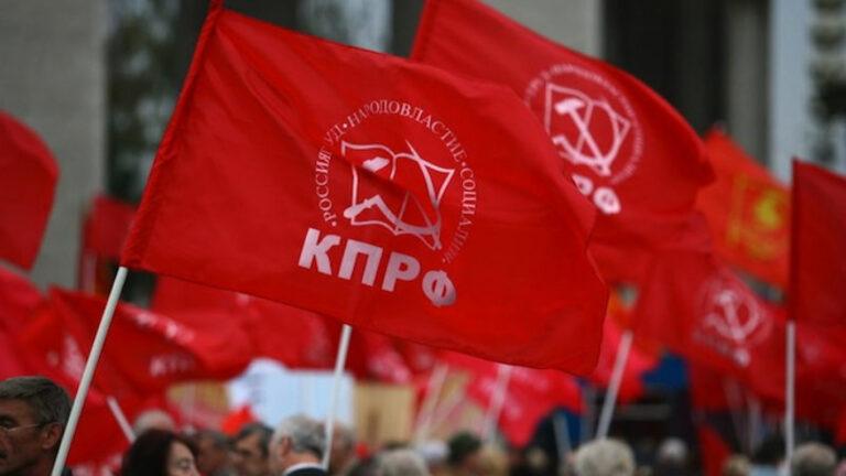 Russische verkiezingen zonder oppositie