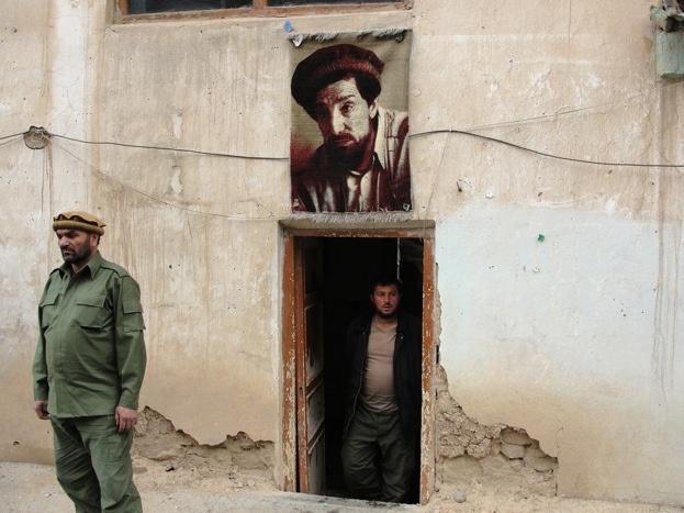 Massoud, een Afghaanse Che?