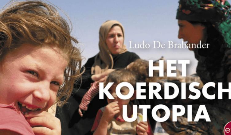 Het Koerdisch Utopia, utopie of gewoon mogelijk? Boekomslag