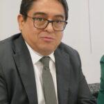 Jordán Rodas, Ombudsman voor de Mensenrechten in Guatemala (in Brussel)