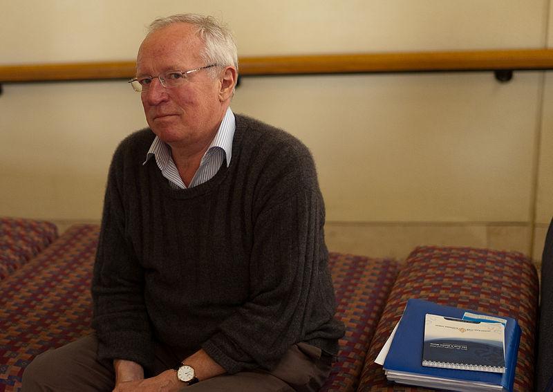 Robert Fisk (1946-2020), een monument van de journalistiek
