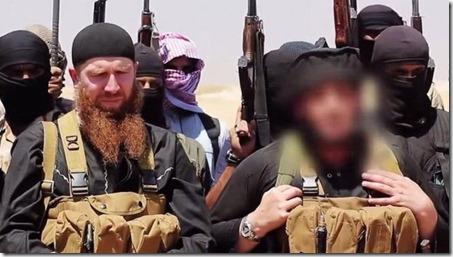 "De ""Tjetsjeense helden"" slaan toe"