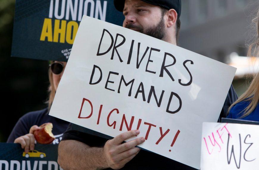 Uber wint in Californië