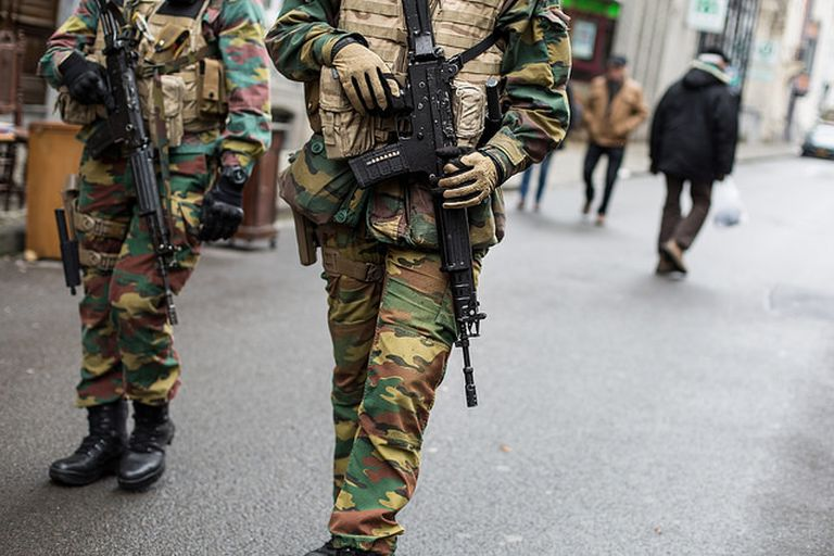 België zet militaire koers van vorige regering verder