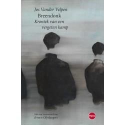 Breendonk - Kroniek van een vergeten kamp Boek omslag