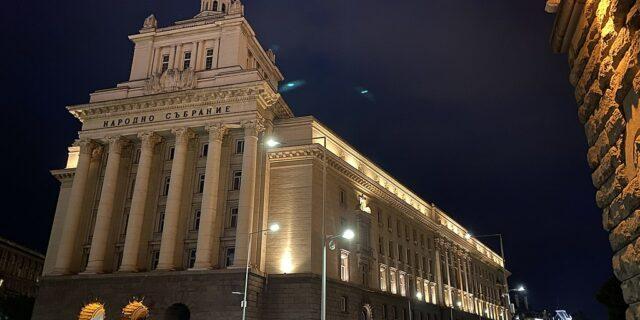 Protest in Sofia (Cheep)