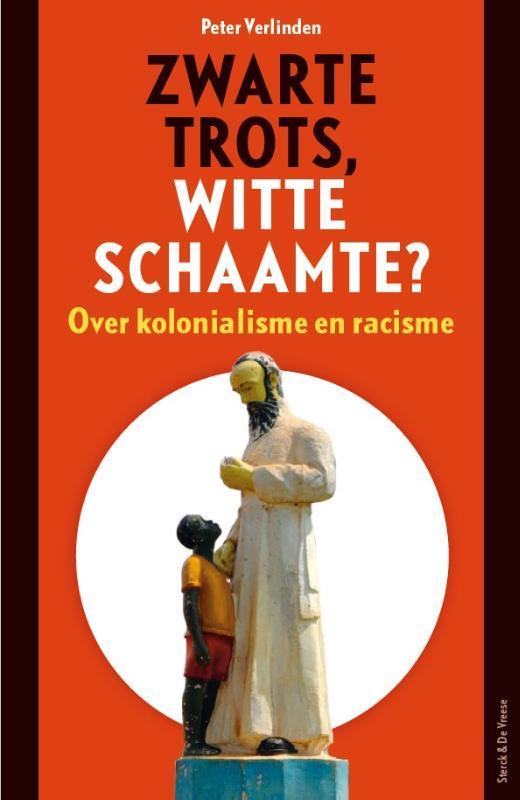 Zwarte trots, witte schaamte Boek omslag